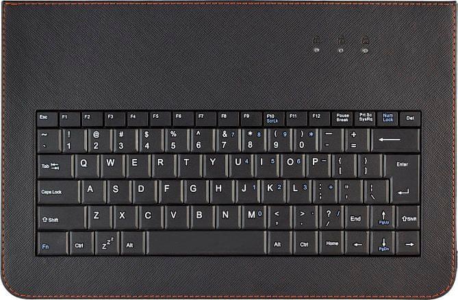 Yenkee YBK 1010BK Pouzdro s klávesnicí 45012041 - rozbaleno