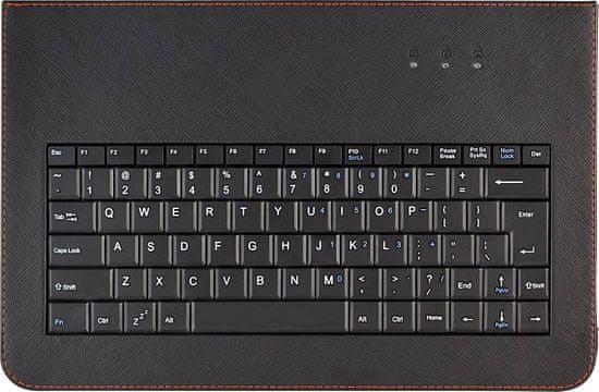 Yenkee YBK 1010BK Pouzdro s klávesnicí 45012041