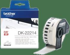 Brother Termalne nalepke Brother DK22214, 12 mm x 30,48 m