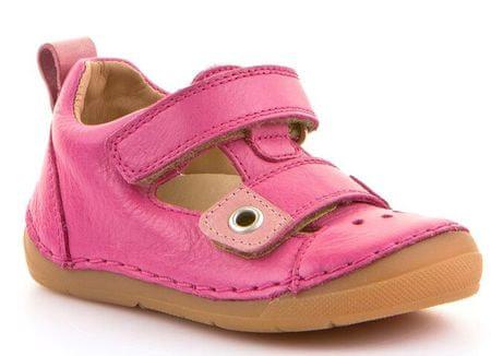 0bedf1feb09 Froddo dívčí sandály 21 růžová
