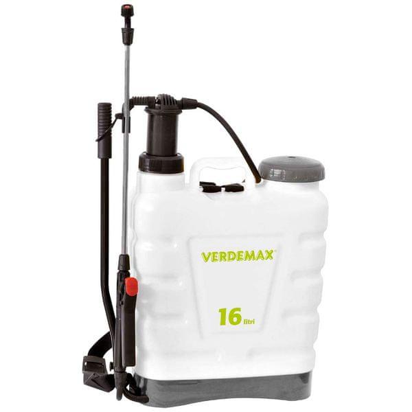 Verdemax Tlakový postřikovač na záda 16L