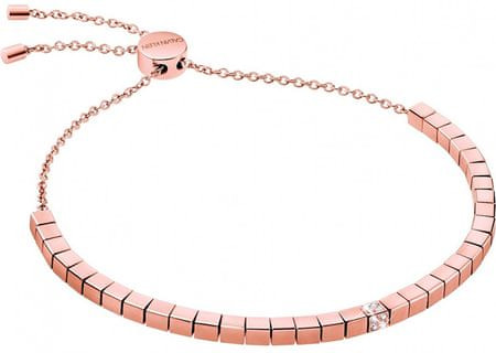 Calvin Klein Stylowy brąz bransoletka Tune KJ9MPB140100