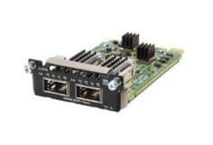 HP razširitvena kartica Aruba 3810M 2QSFP+ 40GbE Renew Module, JL079AR