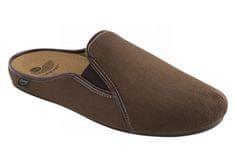 Scholl Zdravotní obuv FELCE velvmicro - hnědá