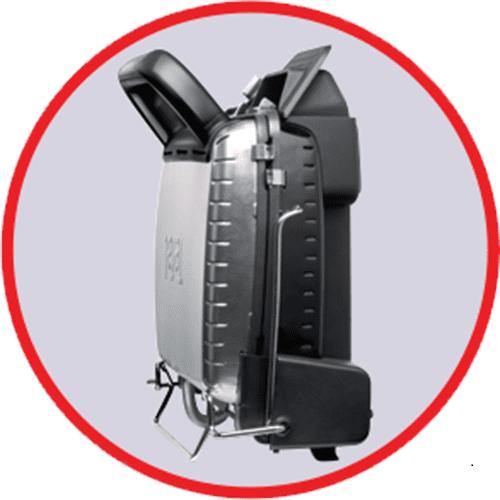 TEFAL GC 305012 UC 600 Svislé ukládání grilu