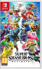 Nintendo igra Super Smash Bros. Ultimate (Switch)
