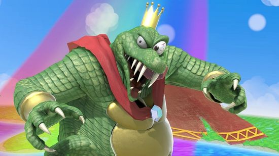 Nintendo igra Super Smash Bros. Ultimate (Switch)