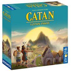 Igroljub družabna igra Catan - Vzpon Inkov