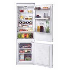 CANDY CKBBS 174 FT Beépíthető alulfagyasztós hűtőszekrény