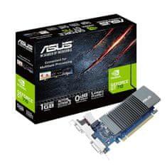 Asus grafična kartica GeForce GT 710 1GB GDDR5, HDMI, VGA, DVI