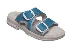 SANTÉ Zdravotná obuv dámska N / 517/55/087/016 / BP tyrkysová