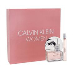 Calvin Klein Women - EDP 50 ml + EDP 10 ml