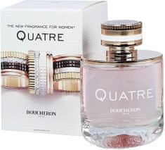 Boucheron Quatre Pour Femme - woda perfumowana