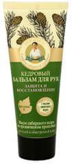 Babushka Agafia Cedrový krém na ruce 75 ml