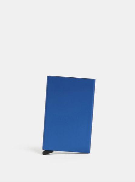 Secrid modré pouzdro na karty Cardprotector