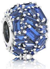 Pandora Třpytivý stříbrný korálek 797746NSBL stříbro 925/1000