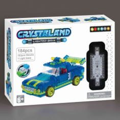 CrystaLand kocke avto