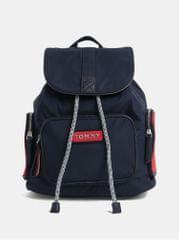 Tommy Hilfiger tmavě modrý batoh
