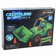 CrystaLand Crystal kocke bager