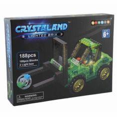 CrystaLand viličar