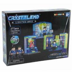 CrystaLand vesoljski v