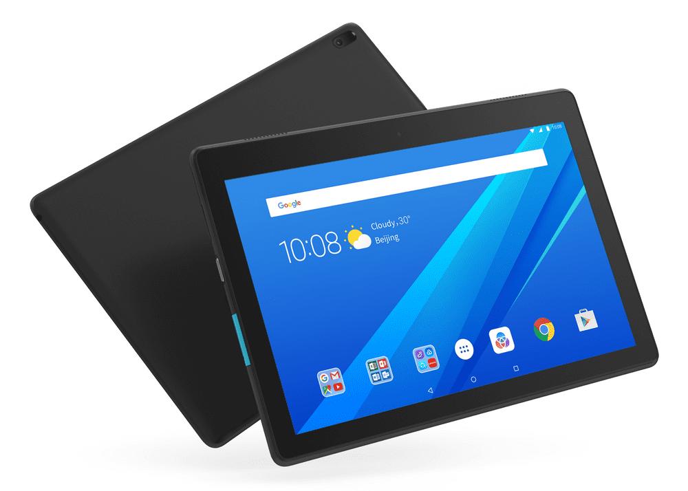 Lenovo Tab E10, 2GB/16GB, Wi-Fi, černý (ZA470012CZ)