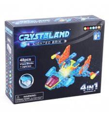 CrystaLand vesoljska plovila