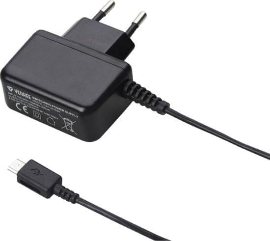 Yenkee YAC 2016BK Micro USB Töltő 2 A 30014775
