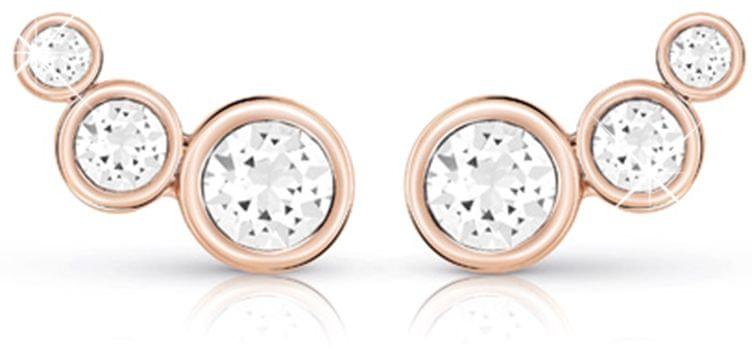 36310daf6 Guess Slušivé náušnice s krystaly UBE84126