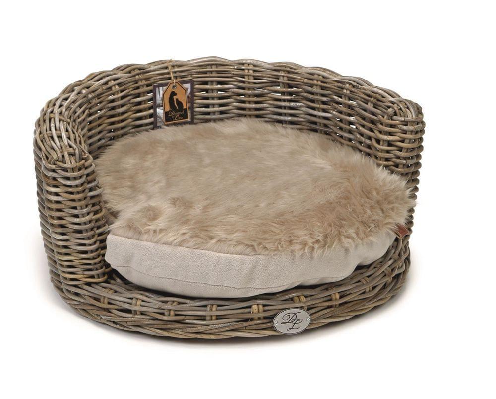 Designed by Lotte Sofa Kubu Duke pro psy a kočky 62x29cm