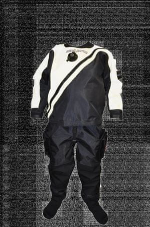 Oblek trilaminátový SOLO LIGHT - barva dle výběru, Dive system, bílá, L Plus