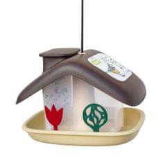 Urbalive ptičja hranilnica Domek