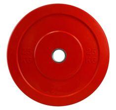 Ruilin olimpijske bumper uteži, 25 kg