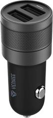 Yenkee YAC 2048BK USB Autós töltő 4,8 A 30014754