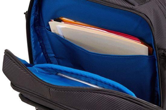 Thule nahrbtnik za prenosnik Crossover 2 Backpack, 30 L, črn