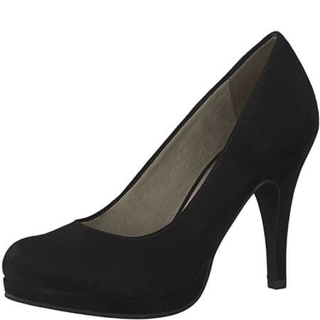 Tamaris Női alkalmi cipő1-1-22407-22-001 Black (méret 41)