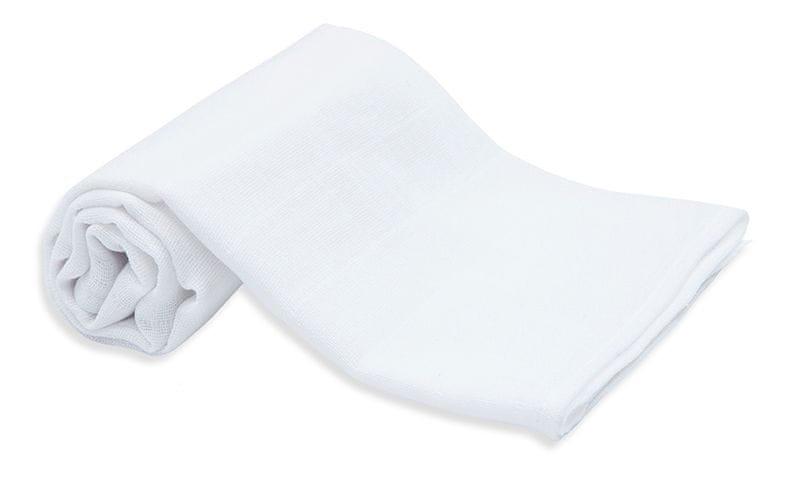 Scamp Látkové pleny 70x70 cm 10 ks, bílé