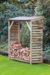 Vladeko Přístřešek na palivové dřevo