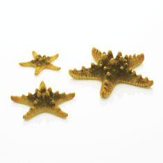 Oase Akvarijní dekorace mořské hvězdice žluté