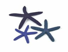 Oase Akvarijní dekorace mořské hvězdice modré