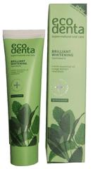Ecodenta Bieliaca zubná pasta s mätovým olejom, šalviou a Kalidentom 100 ml