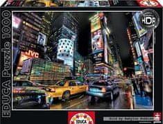 Educa sestavljanka Times Square – New York, 1000 kosov