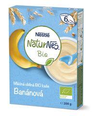 Nestlé NATURNES BIO Banánová mléčná kaše 9x200g