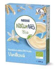 Nestlé NATURNES BIO Vanilková nemléčná kaše 9x200g