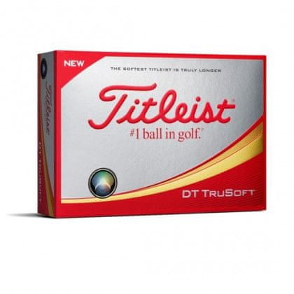 Titleist DT TruSoft Golf míčky