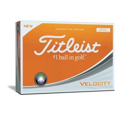 Titleist Velocity Golf míčky