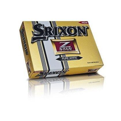 Srixon Z-Star White míčky