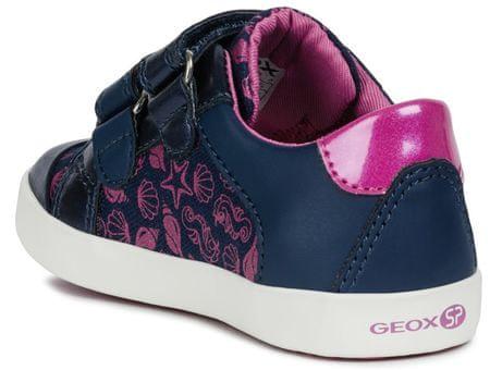 Geox dievčenské tenisky Gisli 27 modrá  0ebc01bbee