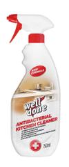 Well Done Univerzální antibakteriální čistič kuchyně 750 ml