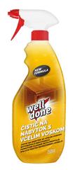 Well Done Čistič na nábytek se včelím voskem 750 ml